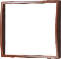 Lezard вставка 1-я коричневая 801-0118-701