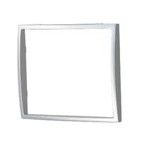 Lezard вставка 1-я металлик серый 801-0110-701