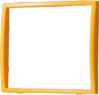Lezard вставка 1-я желтая 801-0122-701