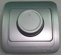 Makel Mimoza диммер серебро 23411