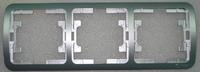Makel Mimoza рамка 3-я горизонт серебро 22413