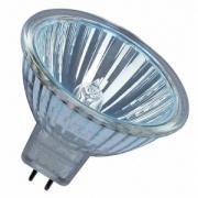 Osram лампа галогеновая WFL 50W 12V GU5.3 44870