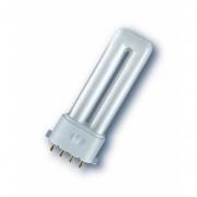 Osram лампа люминесцентная DULUX S/E 9W/840 (холодный белый) лампа 2G7 20174