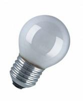 Osram лампа накаливания Е27 60W шар матовый