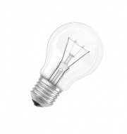 Osram лампа накаливания ЛОН Е27 25W прозрачная 788504