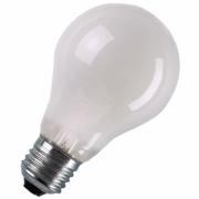 Osram лампа накаливания ЛОН Е27 75W матовая