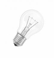 Osram лампа накаливания ЛОН Е27 75W прозрачная