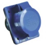 TDM Розетка силовая 3 контакта 16А 220В IP44 SQ0602-0001 (113)