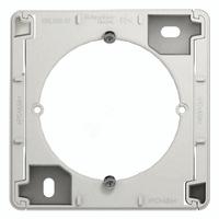 Schneider electric GLOSSA Коробка наружного монтажа, ПЕРЛАМУТРОВЫЙ GSL000600