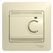 Schneider GLOSSA термостат с датчиком крем в сборе GSL000238