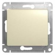 Schneider GLOSSA выключатель 1кл. проходной крем механизм GSL000261