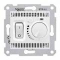 Schneider SEDNA термостат с датчиком (шнур) белый SDN6000321