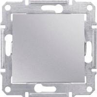 Schneider SEDNA выключатель 1кл. проходной алюминий SDN0400160