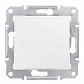 Schneider SEDNA выключатель 1кл. проходной белый SDN0400121