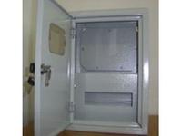 Щит металлический ЩРУ 3Н12 500х300х155 под 3ф счетчик  IP31