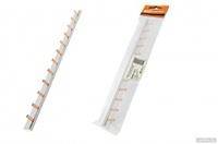 TDM Гребенка шина соединительная 1П63А PIN (штырь) 12PIN (инд. упак.) SQ0802-0101