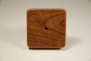 Коробки распаячные CВ-профиль 75х75х23 орех с текстурой