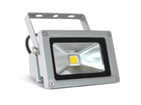 Светодиодный прожектор 10W COB 3000К теплый