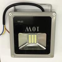 Светодиодный прожектор 10W SMD 6000К плоский