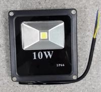 Светодиодный прожектор плоский COB 10W