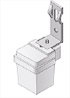 TDM Фотореле IP44 6А ФРЛ-01 SQ0324-0001