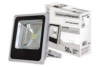 TDM прожектор светодиодный 50W 6500К, серый