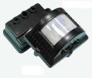 Technolight уличный датчик движения 12м 120гр черный LX03А