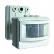Technolight уличный датчик движения 12м 120гр.белый LX01