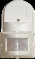 Technolight уличный датчик движения 12м 120гр.белый LX03C