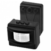 Technolight уличный датчик движения 12м 120гр.черный LX01