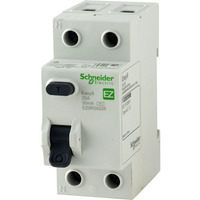 Schneider electric УЗО 2П 25А 30мА EZ9R34225