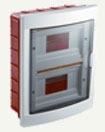VIKO Бокс встраиваемый пластиковый на 16 модулей 90912016