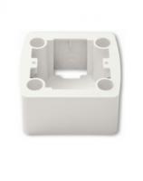 Viko Carmen коробка накладная белая 90571009