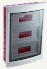 VIKO Бокс встраиваемый пластиковый на 36 модулей 90912036